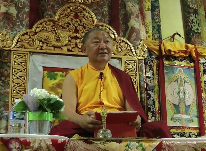 20130806 BA, VajradharaLing=01=00035 START Bodhicharyavatara,Dachang VajradharaLing FR copy_2