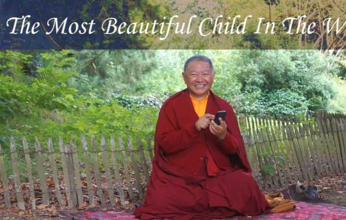 The Most Beautiful Child In The World. A story from India told by RTR.
