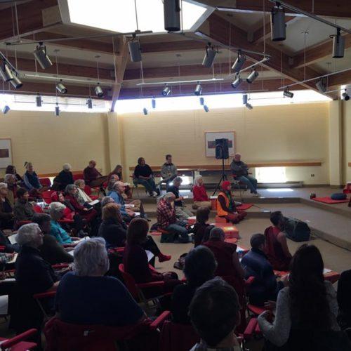 RTR in Crestone, Colorado US in 2016. Photo by Bodhicharya North America.